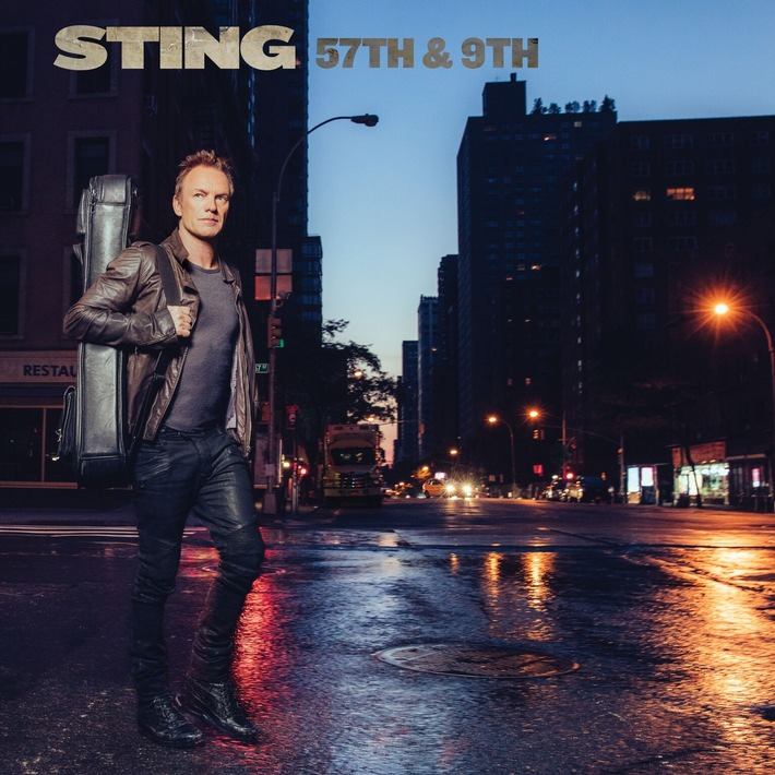 STING Radio Lottery - STING spielt heute Akustik-Set live bei Antenne Frankfurt