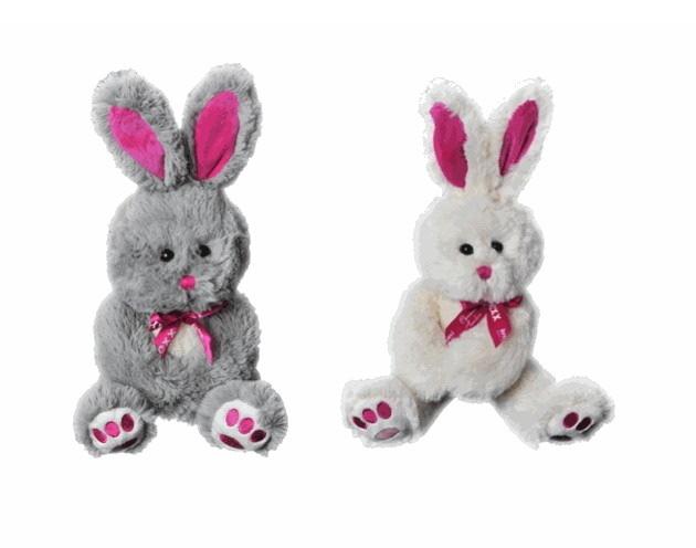 AVVERTENZA SUL PRODOTTO - Potenziale rischio legato ai coniglietti di peluche bianchi e grigi regalati nell'ambito della promozione pasquale 2012 sui profumi