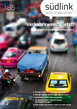 """Klimawandel, Dieselskandal und Automanager im Gefängnis: Das Auto, einst das Statussymbol der Deutschen schlechthin, ist in der Krise. Und das ist gut so. Denn dies erleichtert die dringend nötige Abkehr vom motorisierten Individualverkehr, ohne die eine nachhaltige Verkehrswende nicht möglich ist. Weiterer Text über ots und www.presseportal.de/nr/70663 / Die Verwendung dieses Bildes ist für redaktionelle Zwecke honorarfrei. Veröffentlichung bitte unter Quellenangabe: """"obs/INKOTA-netzwerk e.V."""""""