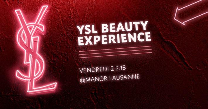 """YSL BEAUTY EXPERIENCE, eine ganzheitliche Beauty-Erfahrung, wird für einige Wochen im Herzen des Manor Lausanne Nouvel Espace Louve logieren. Weiterer Text über ots und www.presseportal.ch/de/nr/100051682 / Die Verwendung dieses Bildes ist für redaktionelle Zwecke honorarfrei. Veröffentlichung bitte unter Quellenangabe: """"obs/L'Oréal Suisse SA"""""""