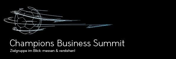 Sky Media Network und Repucom veranstalten Champions Business Summit
