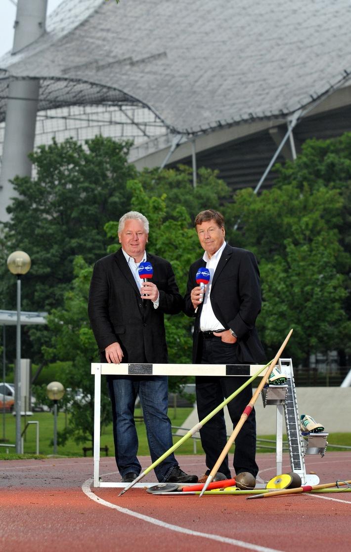 Die IAAF Leichtathletik WM live bei Eurosport (mit Bild)