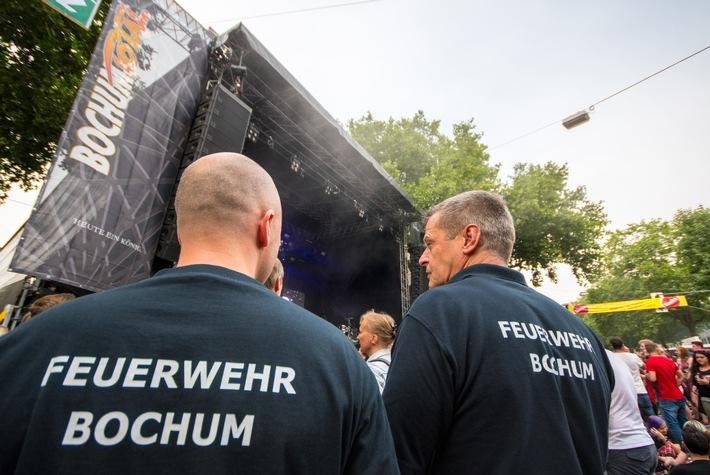 FW-BO: Bochum Total 2017 - Bilanz der Feuerwehr Bochum