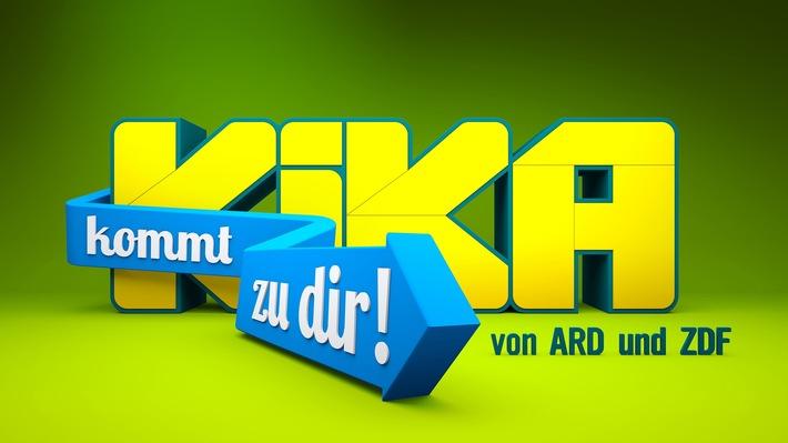 """KiKA kommt zu dir! © KiKA - Honorarfreie Verwendung gemäß AGB im redaktionellen Zusammenhang mit genannter Sendung bei Nennung """"Bild: KiKA""""."""
