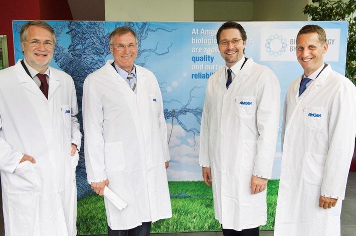 Krebsforschung aus Bayern: Politik und Wissenschaft im Dialog