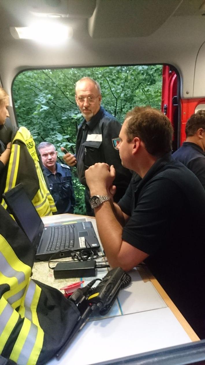 Bild Feuerwehr Hattingen