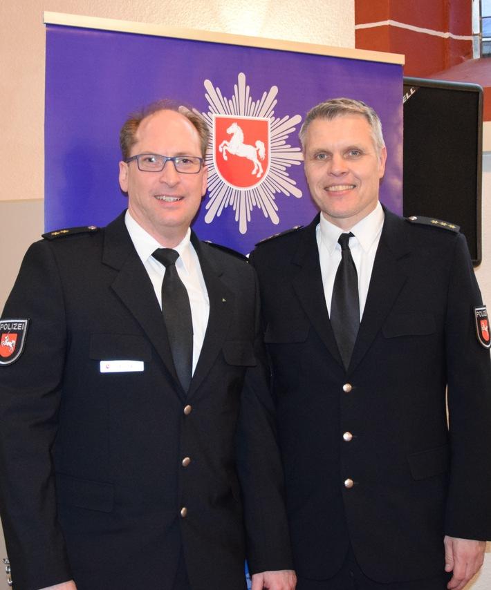 POL-GOE: Begrüßung von Michael Weiner als neuen Leiter der Polizeiinspektion Northeim