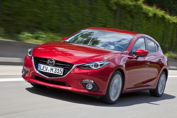 Mazda hat die zufriedensten Kunden