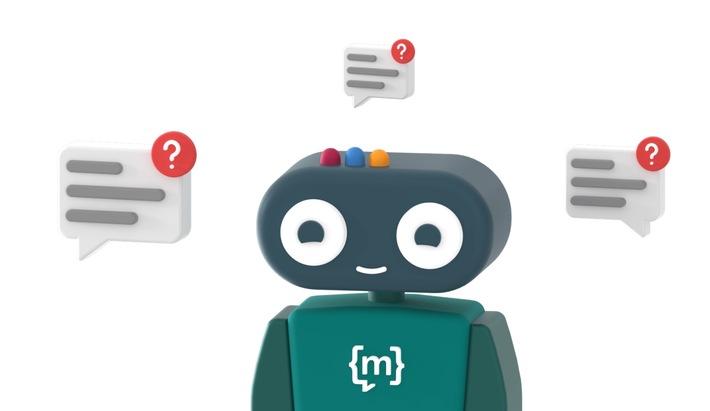 """Chatbots: Alles, was man jetzt über die spannende Technologie wissen muss / Die KI-Chatbot-Lösung moin.ai automatisiert erfolgreich die Kundenkommunikation von Unternehmen aus diversen Branchen. Insbesondere im Marketing, Sales und Kundenservice: So lassen sich Leads, Conversions, Kundenzufriedenheit und das Engagement durch moin.ai messbar und skalierbar steigern. Im neuen Guide von moin.ai finden Sie alles Wissenswerte rund um Chatbots. / Weiterer Text über ots und www.presseportal.de/nr/125916 / Die Verwendung dieses Bildes ist für redaktionelle Zwecke honorarfrei. Veröffentlichung bitte unter Quellenangabe: """"obs/moin.ai"""""""