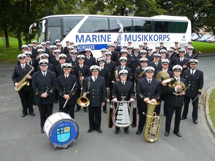 Entscheidung gefallen: Zweites Marinemusikkorps wird aufgestellt!