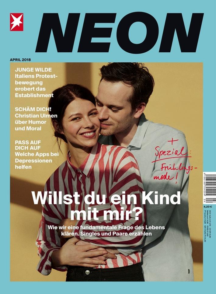 """Christian Ulmen im NEON-Interview: """"Humor soll dir helfen, Elend zu ertragen."""""""