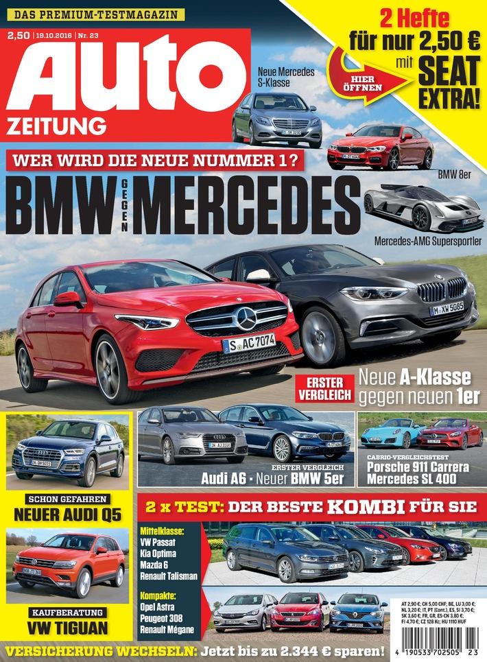 Wer Wechselt Kann 4 Stellig Sparen Auto Zeitung Testet Kfz