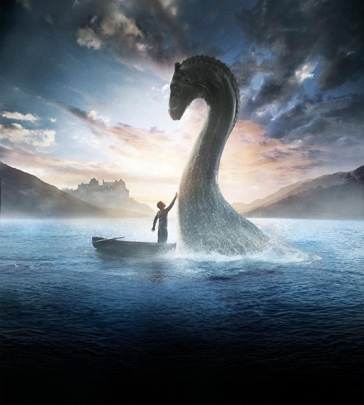 """Nessie, niedlich: """"Mein Freund, der Wasserdrache"""" am Donnerstag in SAT.1"""