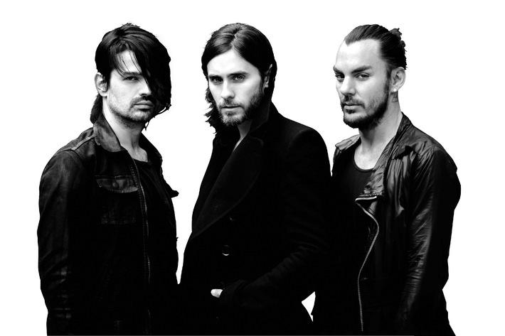 THIRTY SECONDS TO MARS - Neue Single der Band um Oscar-Gewinner Jared Leto
