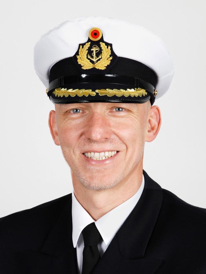Hubschrauber der Marine bekommen neuen Kommodore