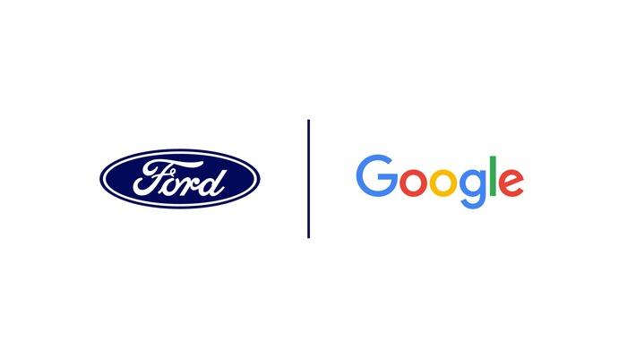 Ford und Google wollen Auto-Innovationen beschleunigen und das vernetzte Fahrzeug zum Erlebnis machen / Weiterer Text über ots und www.presseportal.de/nr/6955 / Die Verwendung dieses Bildes ist für redaktionelle Zwecke unter Beachtung ggf. genannter Nutzungsbedingungen honorarfrei. Veröffentlichung bitte mit Bildrechte-Hinweis.