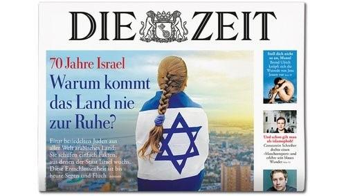 """DIE ZEIT 16/18. Weiterer Text über ots und www.presseportal.de/nr/9377 / Die Verwendung dieses Bildes ist für redaktionelle Zwecke honorarfrei. Veröffentlichung bitte unter Quellenangabe: """"obs/DIE ZEIT"""""""