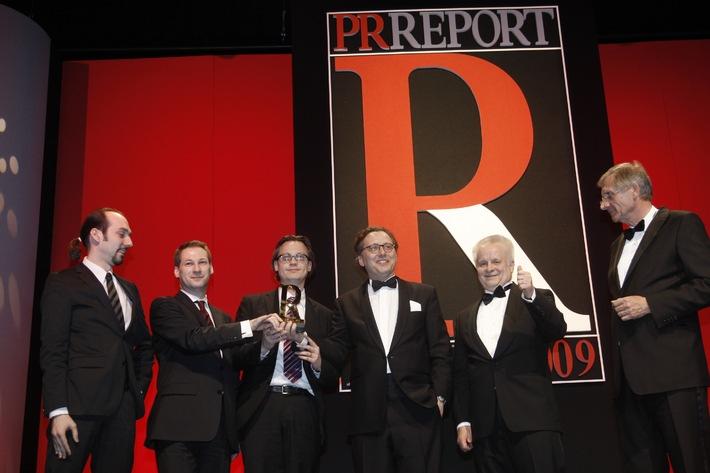 Scholz & Friends Agenda ausgezeichnet als PR-Agentur des Jahres