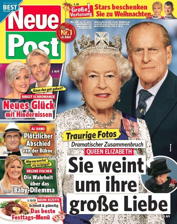 """Bundesweite Umfrage von """"Neue Post"""" ergibt: Prinz William und Herzogin Kate sind das beliebteste Adelspaar"""