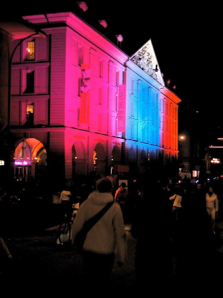 Erfolgreiche 3. Berner Museumsnacht