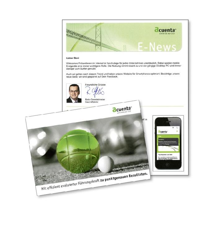Stockerdirect AG setzt Fokus auf wachsende B2B-Kommunikation (Bild)