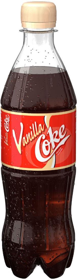 """Innovation: """"Vanilla Coke"""" jetzt auch in der Schweiz"""
