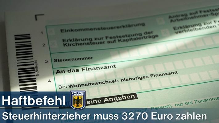 Bundespolizei fasst Steuerhinterzieher am Frankfurter Flughafen