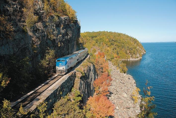 USA-Bahngesellschaft AMTRAK wird 40 Jahre (mit Bild)