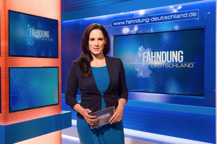 """""""Wir wollen Deutschland sicherer machen."""" Interview mit """"Fahndung Deutschland""""-Moderatorin Simone Panteleit / """"Fahndung Deutschland"""" ab heute, 9. Mai 2016, montags bis freitags um 19:00 Uhr in SAT.1"""