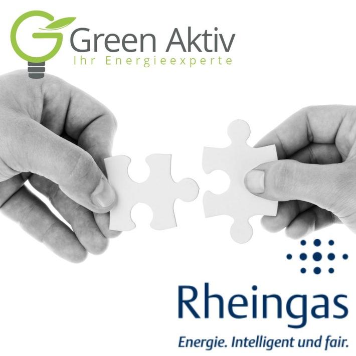 Energieversorger Propan Rheingas setzt auf Green Aktiv als Partner bei Energieberatungen (FOTO)