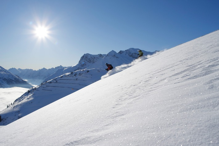 Genuss-Skitouren im Bregenzerwald - BILD