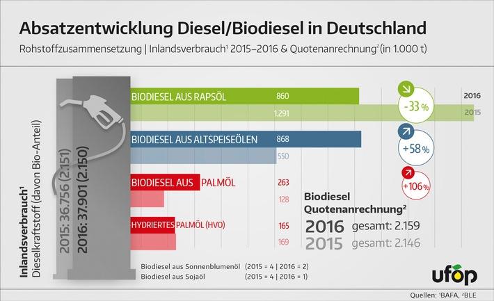 Effiziente Treibhausgasminderung mit nachhaltigen Biokraftstoffen