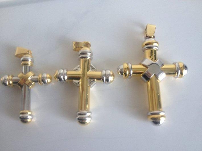 Entwendete Kreuze