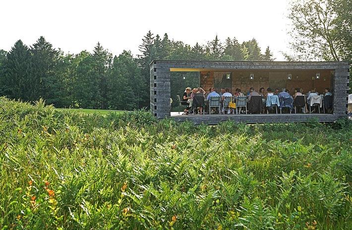 Geschmackvoll: Tafeln im Bregenzerwald - BILD