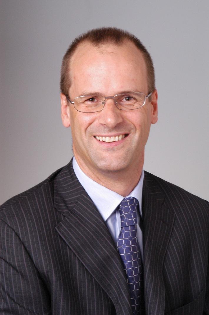 Christopher Wood neuer Finanzchef der Nuance Group