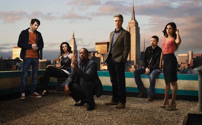 """Wenn Superhelden andere Superhelden jagen: ProSieben MAXX zeigt die neue US-Serie """"Alphas"""" ab 13. Juli als Free-TV-Premiere"""