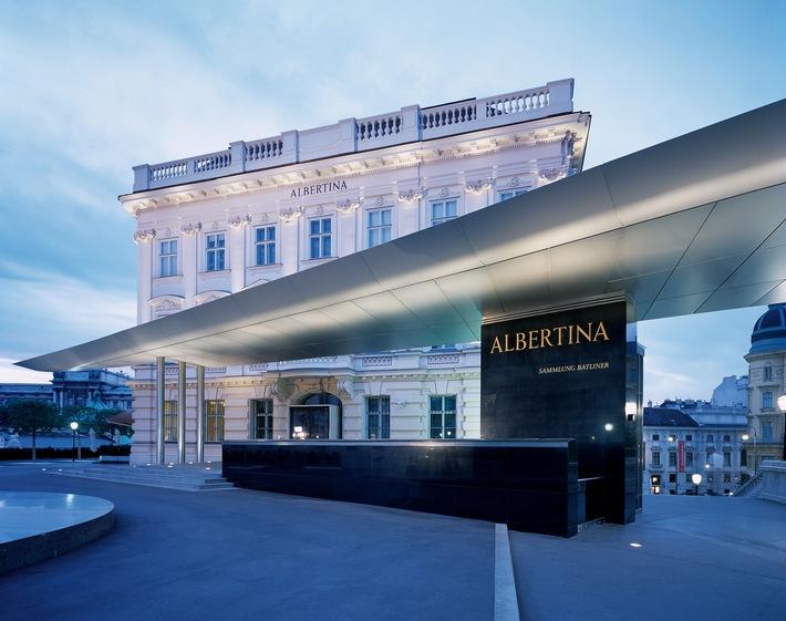 """Albertina in Wien / Weiterer Text über ots und www.presseportal.de/nr/117474 / Die Verwendung dieses Bildes ist für redaktionelle Zwecke honorarfrei. Veröffentlichung bitte unter Quellenangabe: """"obs/Hilton Hotels & Resorts"""""""