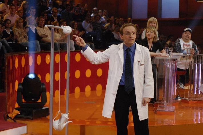 Sat.1 Fernsehbilder - 24. Programmwoche (vom 09.06.2007 bis 15.06.2007)