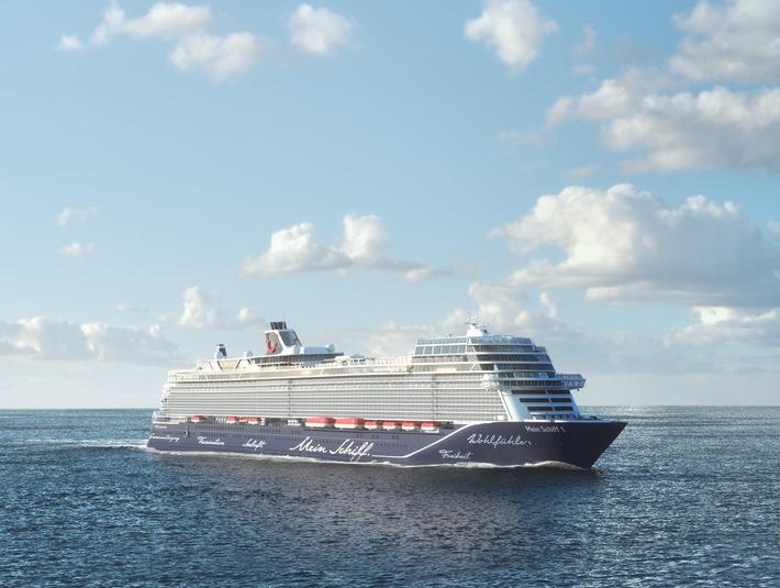 Die Neue Nummer Eins Von Tui Cruises Noch Schöner Noch Besser