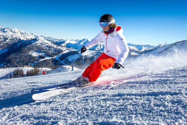 Advent & Ski in der Salzburger Sportwelt - BILD