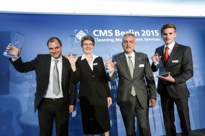 CMS Purus Award 2015 verliehen