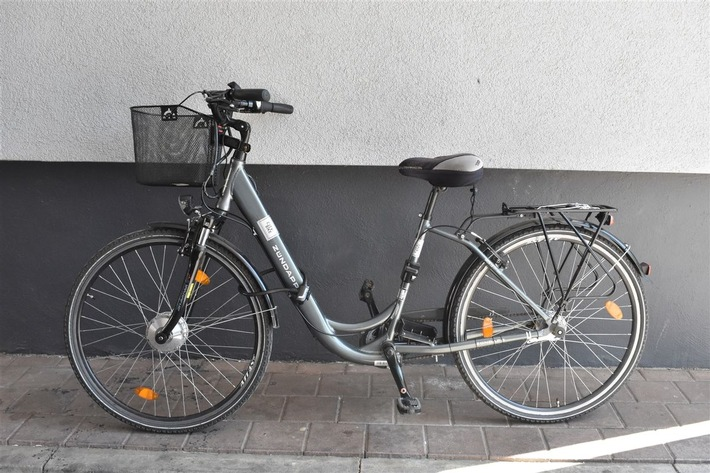 Wem gehört dieses E-Bike?