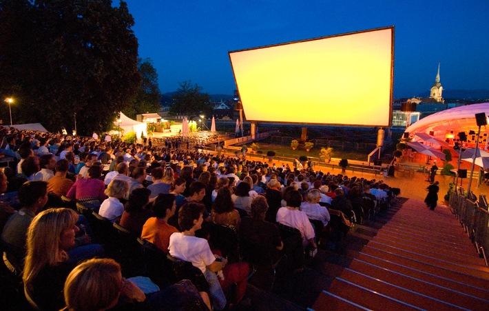 OrangeCinema Bern: Augenschmaus und Gaumenfreuden unter freiem Himmel