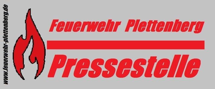 Pressestelle Feuerwehr Plettenberg