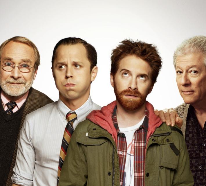 """Die """"Dads"""" ziehen bei ProSieben ein: Free-TV-Premiere der US-Sitcom von den Machern von """"Family Guy"""" und """"Ted"""" ab 29. Juni 2015"""