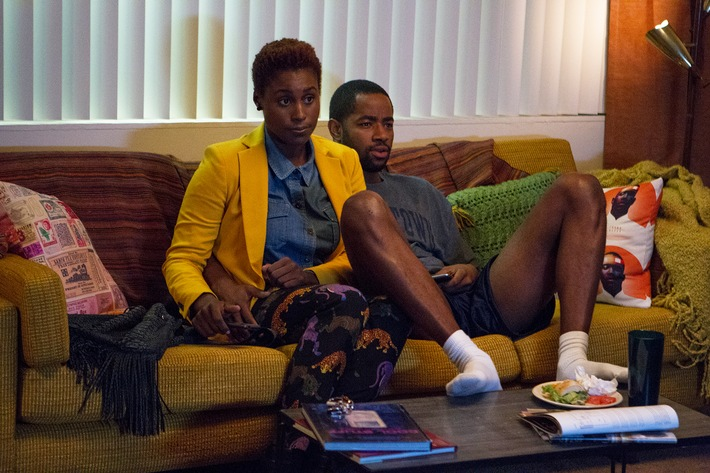 "Black-Comedy-Serie ""Insecure"" ab 9. Oktober bei Sky"