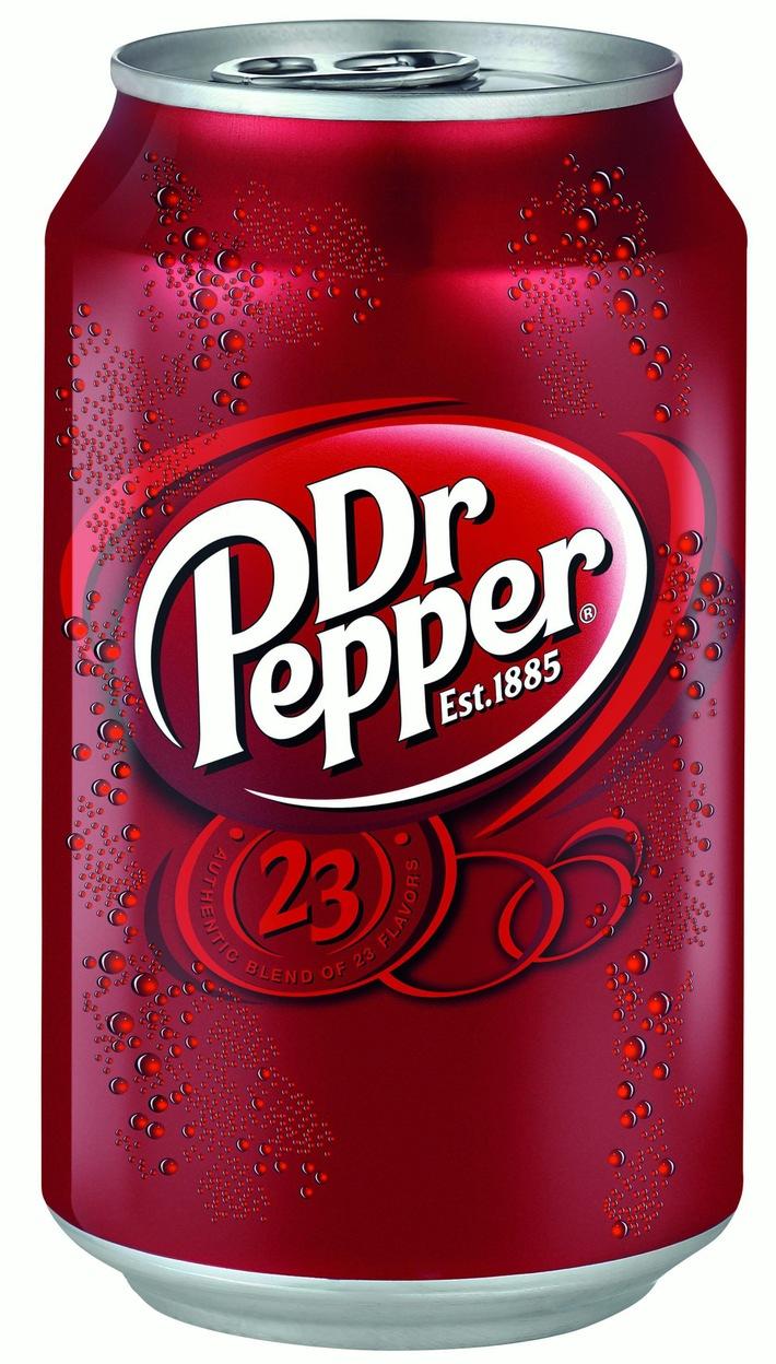 ▷ Dr Pepper feiert Jubiläum - Kultgetränk begeistert seit 130 ...