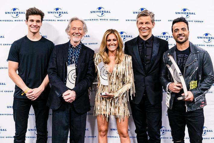 Echo 2018 Großer Erfolg Für Universal Music Künstler Presseportal