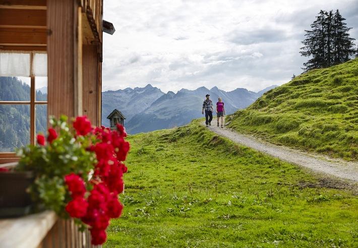 Bregenzerwald: Wo wandern bewandert macht - BILD