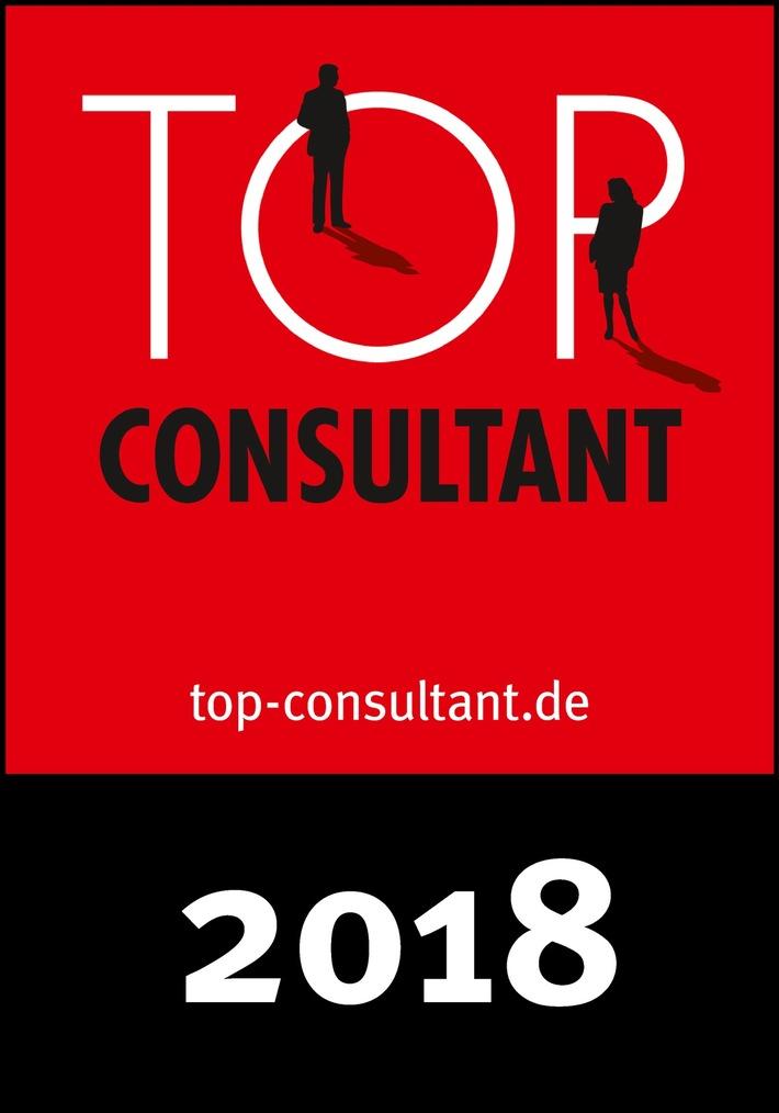 Expense Reduction Analysts zum 5. Mal in Folge als Top Consultant ausgezeichnet